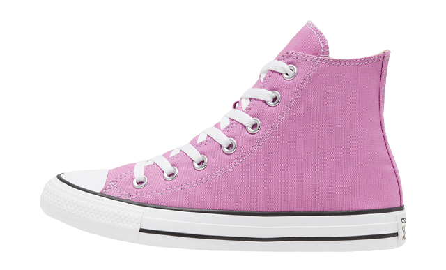 Converse Chuck Taylor All Star Hi Seasonal Colour Peony Pink