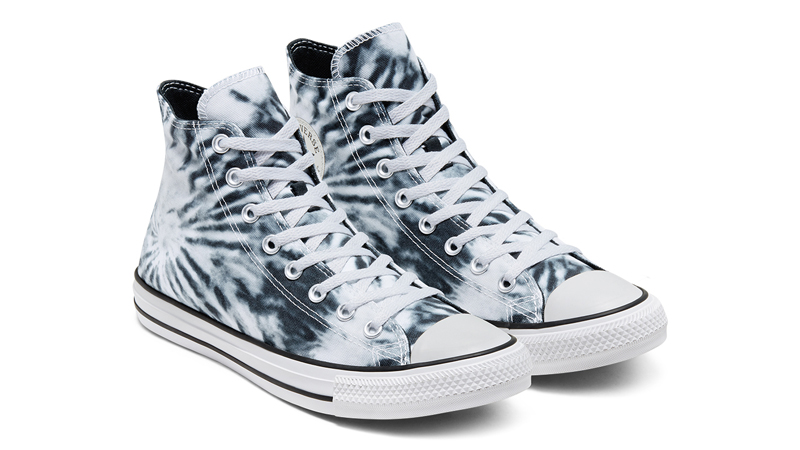 Converse Chuck Taylor All Star Twisted Vacation Black Lemongrass Front
