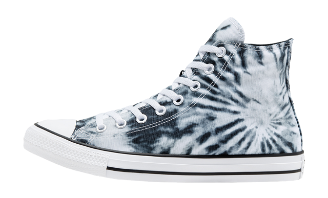 Converse Chuck Taylor All Star Twisted Vacation Black Lemongrass