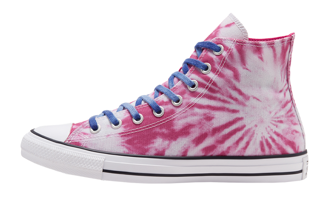 Converse Chuck Taylor All Star Twisted Vacation Cerise Pink