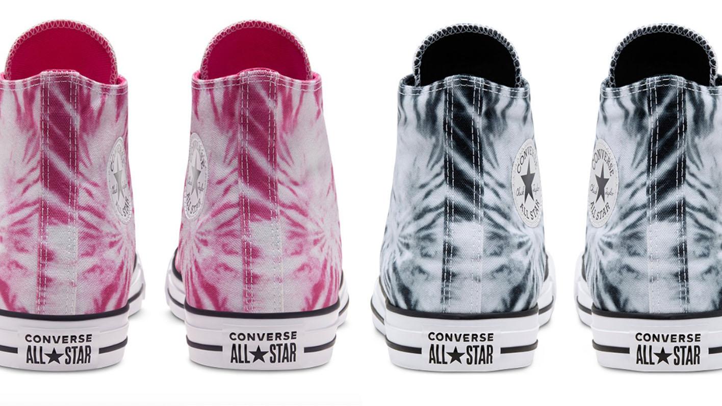 Converse Tie-Dye Chuck Taylor
