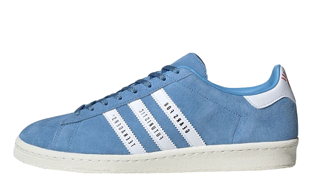Human Made x adidas Campus Blue