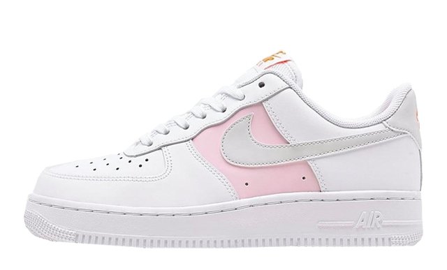 Nike Air Force 1 07 Premium White Pink Foam