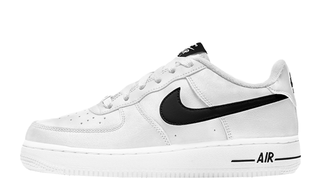 Nike Air Force 1 GS White Black
