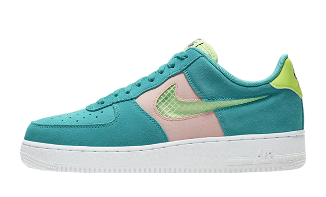 Nike Air Force 1 Low Oracle Aqua