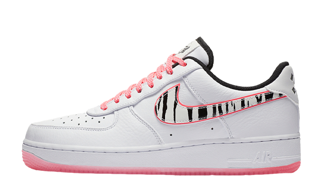 Nike Air Force 1 Low South Korea White Multi