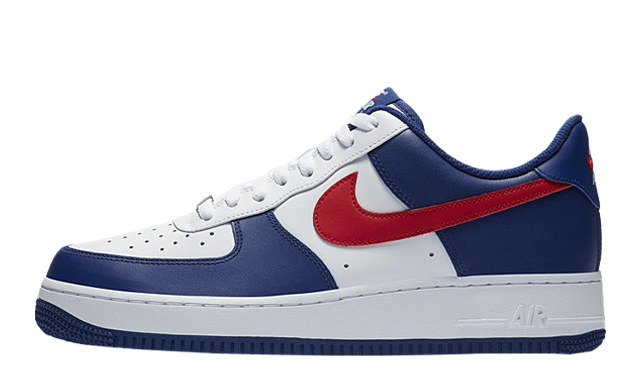 Nike Air Force 1 Low White Navy