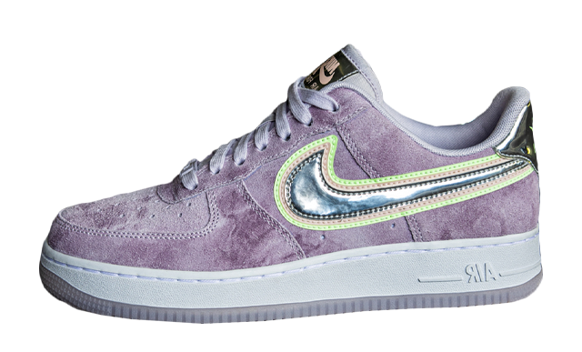 Nike Air Force 1 P(HER)SPECTIVE Purple