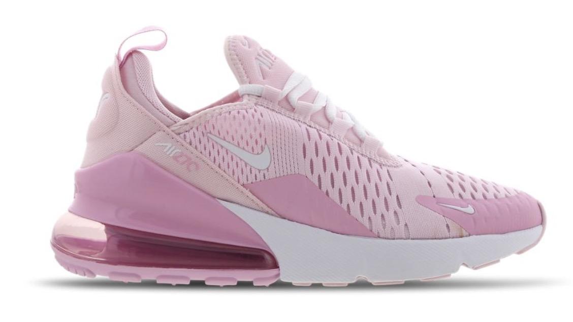 Nike Air Max 270 Pink white