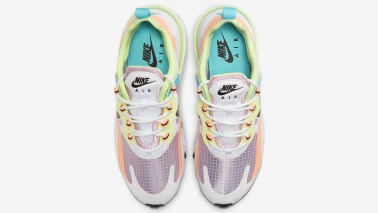 Nike Air Max 270 React SE Light Arctic Pink Middle thumbnail image
