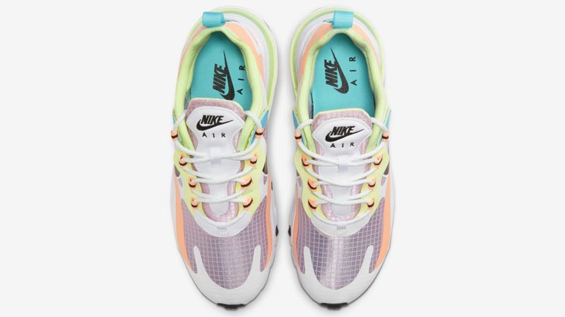 Nike Air Max 270 React SE Light Arctic Pink Middle