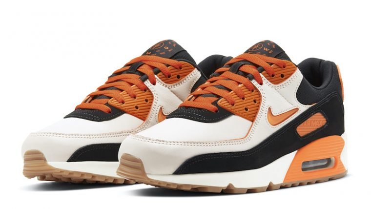 Nike Air Max 90 Home & Away Safety Orange Front thumbnail image