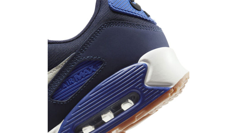 Nike Air Max 90 Home Away White Blue thumbnail image