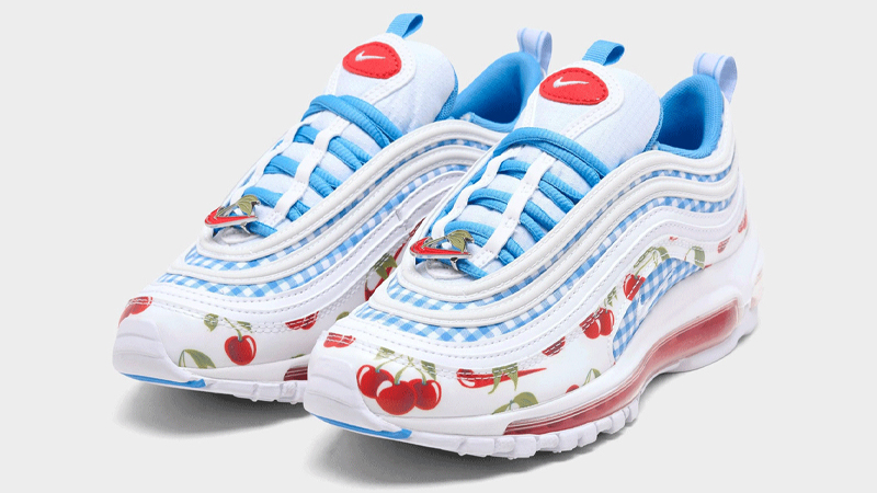 Nike Air Max 97 Cherry Kids Front