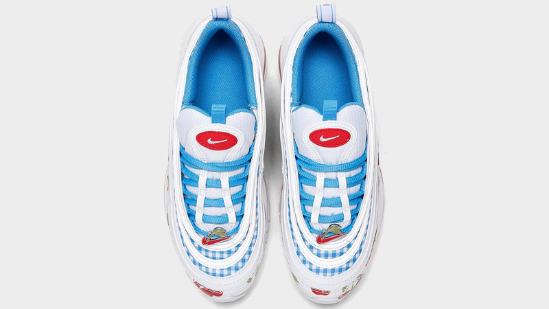 Nike Air Max 97 Cherry Kids Middle