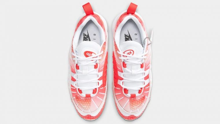 Nike Air Max 98 Bubble Pack Track Red Middle thumbnail image