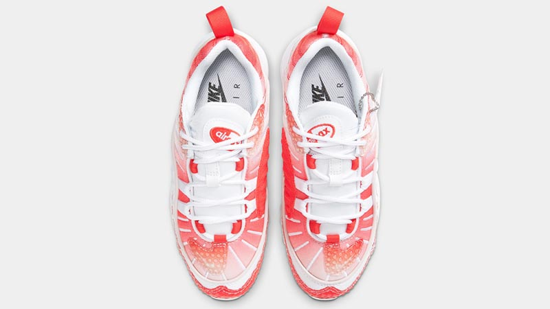 Nike Air Max 98 Bubble Pack Track Red Middle