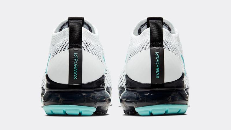 Nike Air VaporMax Flyknit 3 Aurora Green Back