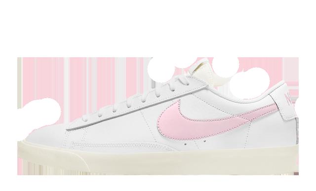 Nike Blazer Low Pink Foam