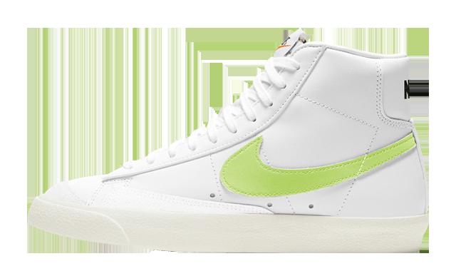 Nike Blazer Mid 77 Barely Volt