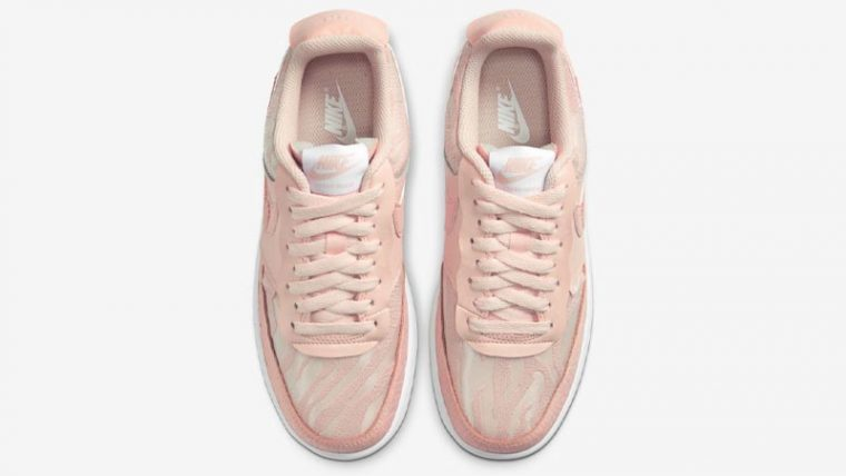 Nike Court Vision Low Premium Washed Coral   CI7599-600 ...