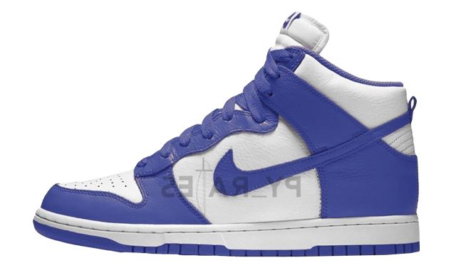 Nike Dunk Hi Retro Game Royal