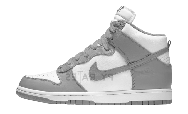 Nike Dunk Hi Retro Vast Grey