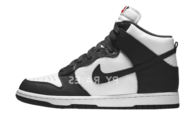 Nike Dunk Hi Retro White Black