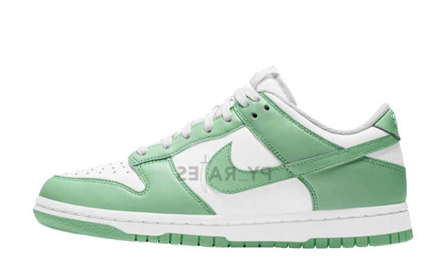 Nike Dunk Low Pastel Green Glow