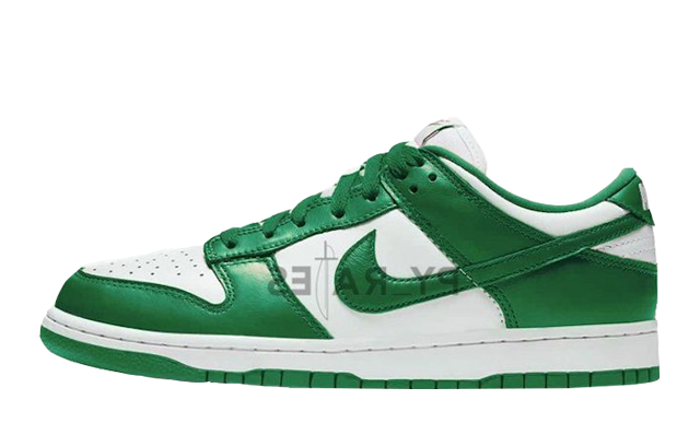 Nike Dunk Low Retro Team Green