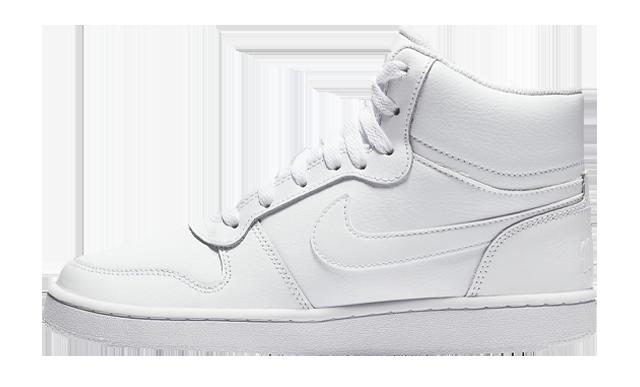 Derretido Saliente Pakistán  Nike Ebernon Mid White | Where To Buy | AQ1778-100 | The Sole Womens