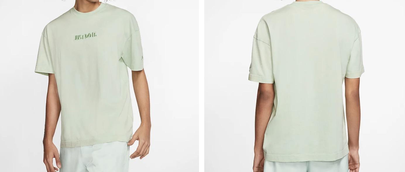 Nike JDI T-Shirt Green