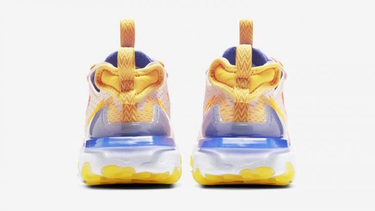 Nike React Vision Washed Coral Back thumbnail image