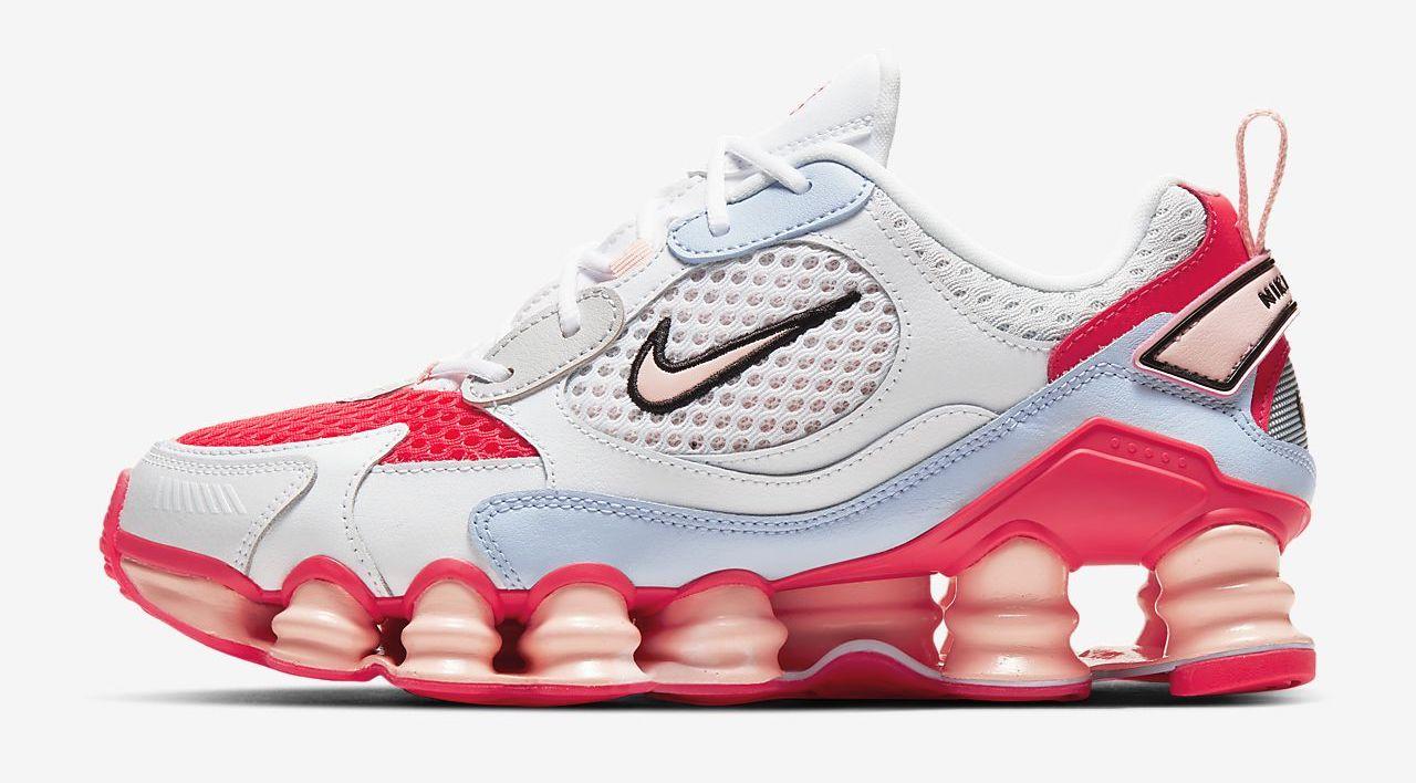 Nike Shox Nova Tl Washed Coral.