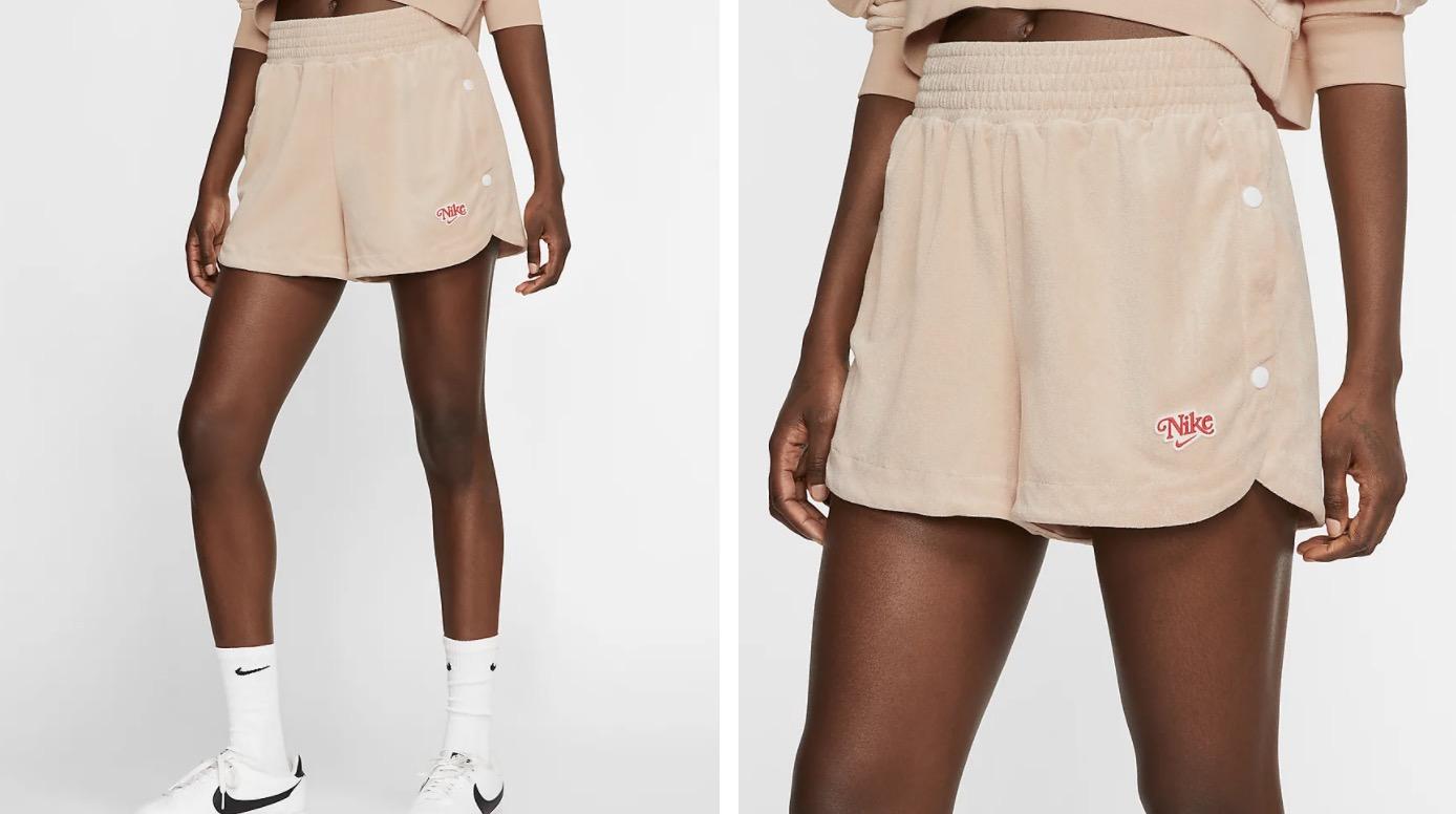 Nike Sportswear Shorts Shimmer