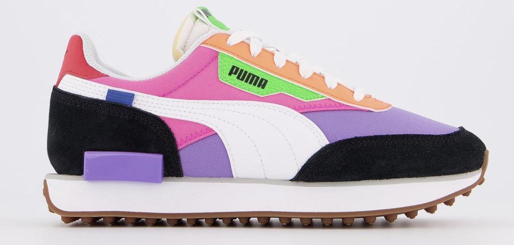 Puma rider multicolour