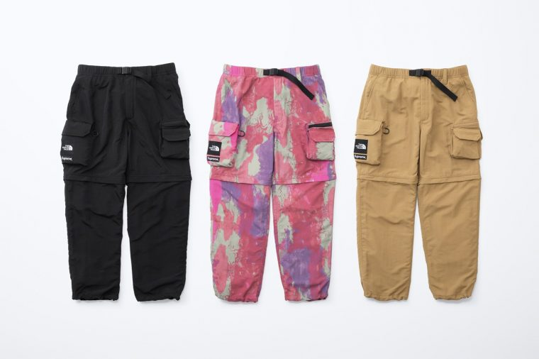 Supreme x The North. Face Spring 2020 Cargo pants