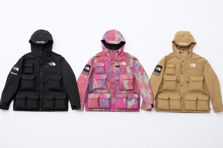 Supreme x The North. Face Spring 2020 Jacket