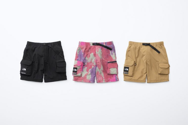 Supreme x The North. Face Spring 2020 Shorts