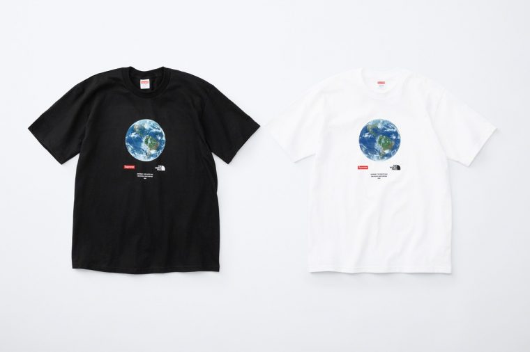 Supreme x The North. Face Spring 2020 Tees