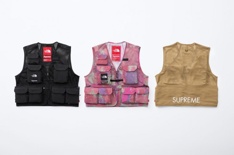 Supreme x The North. Face Spring 2020 Vest