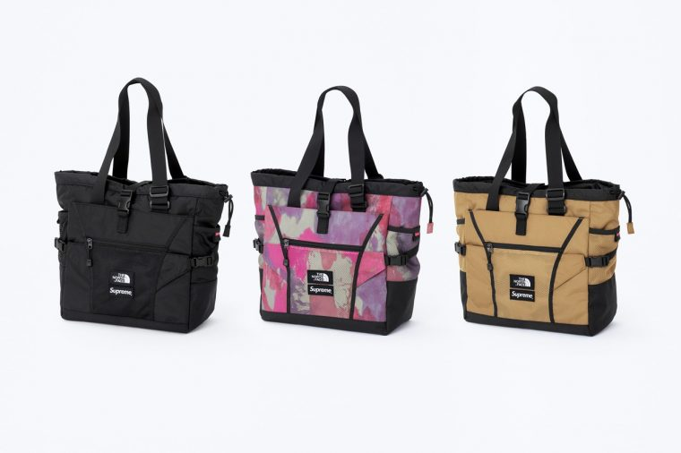 Supreme x The North. Face Spring 2020 bags