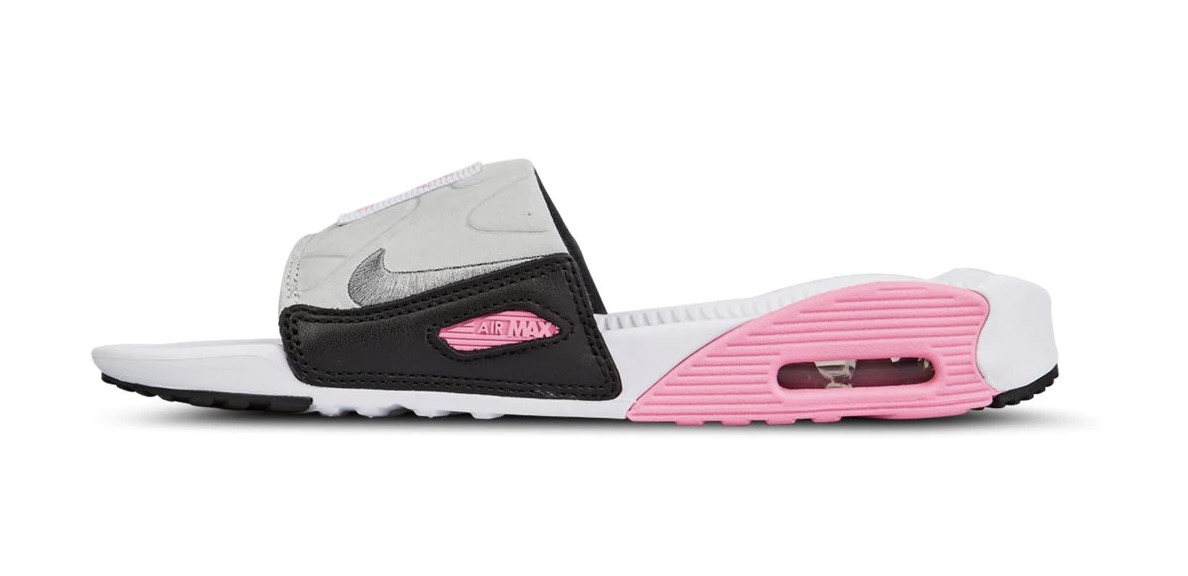 These Air Max 90 Slides Will Have You Styled Out From The