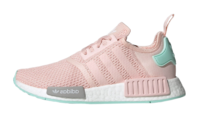 adidas NMD R1 Icey Pink Clear Mint