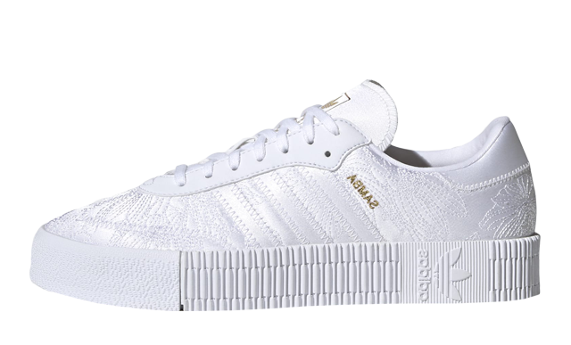 adidas Sambarose Cloud White Gold