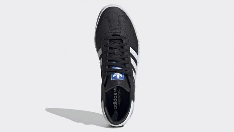 adidas Sambarose Core Black Bluebird Middle thumbnail image