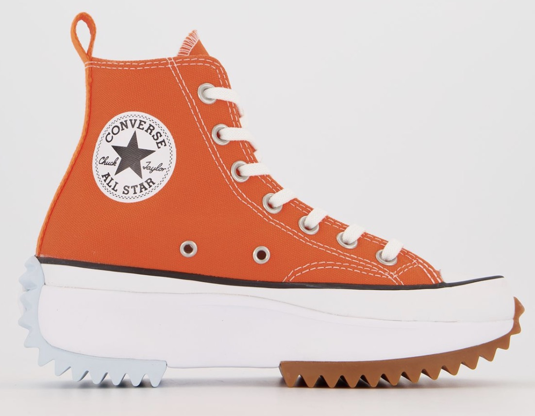 converse runstar hike orange.