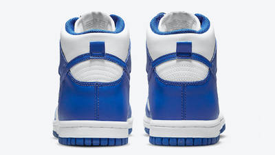 Nike Dunk Hi Retro Game Royal Back