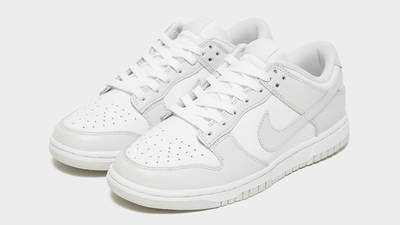 Nike Dunk Low Photon Dust Grey Front