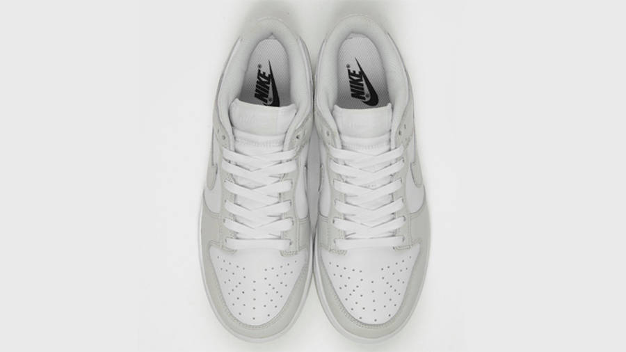 Nike Dunk Low Photon Dust Grey Middle